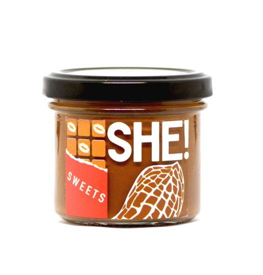 «Арахисовая паста с темным шоколадом»