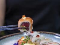 Sushi and Bubbly Tuesdays image