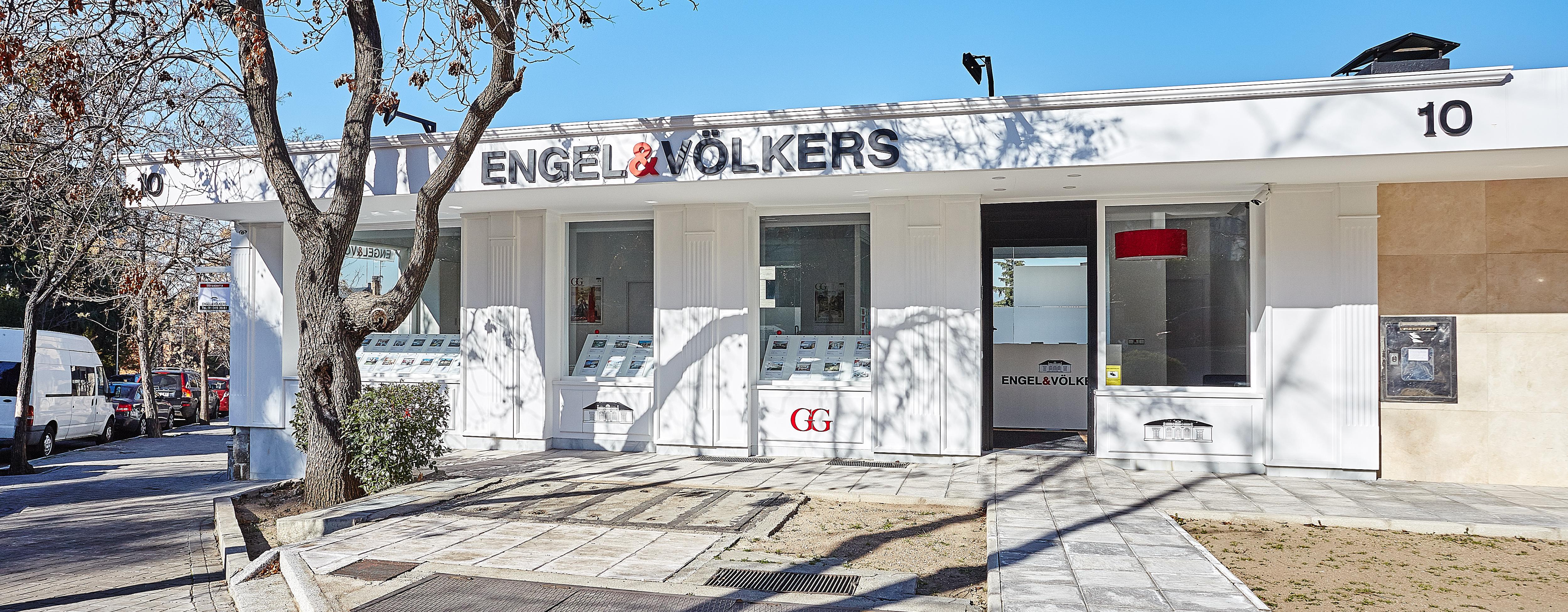 Real estate engel v lkers mirasierra - Casas en mirasierra madrid ...