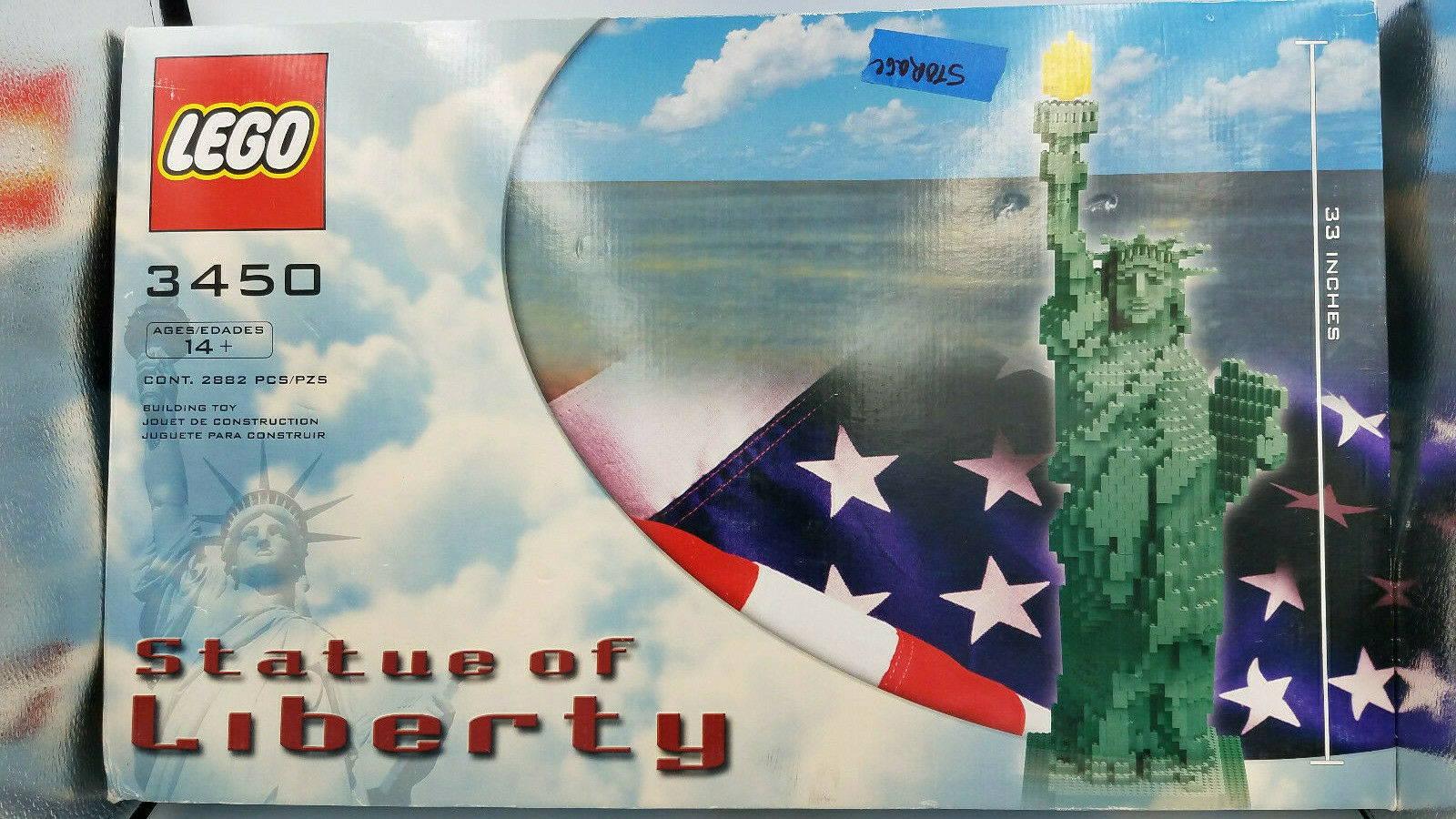 LEGO Statue of Liberty