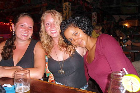 Night Out in Beira Town Bars