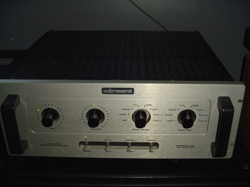 Audio Research Reference one preamp