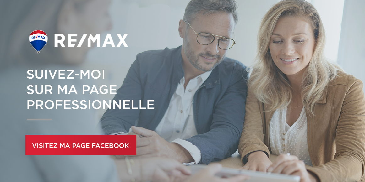 Visitez ma page Facebook