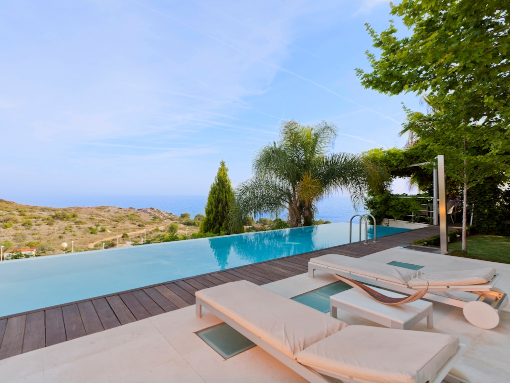 Casa de ensue o frente al mediterr neo en valencia - Casas del mediterraneo valencia ...