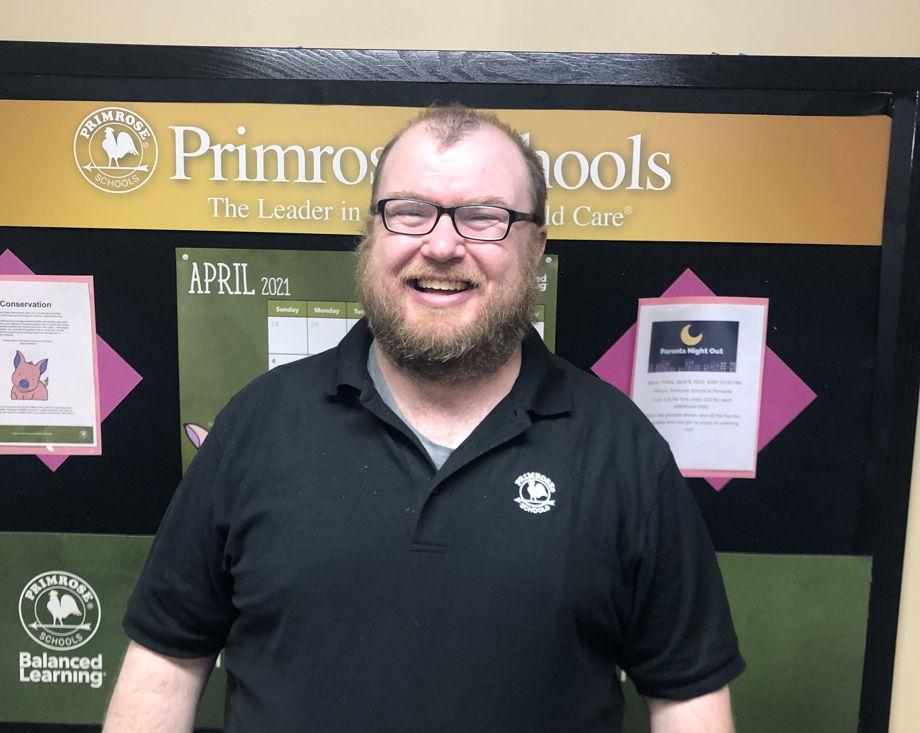 Mr. Todd Moenter , Explorers Teacher