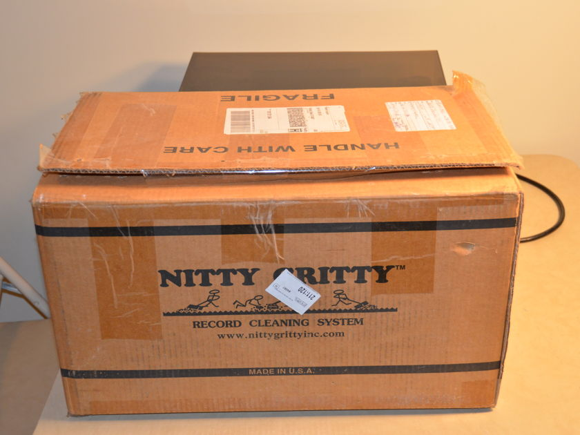 Nitty Gritty Mini Pro 2 Record Cleaner