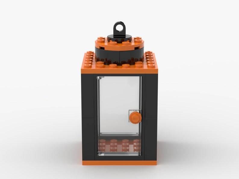 Lego camping lantern