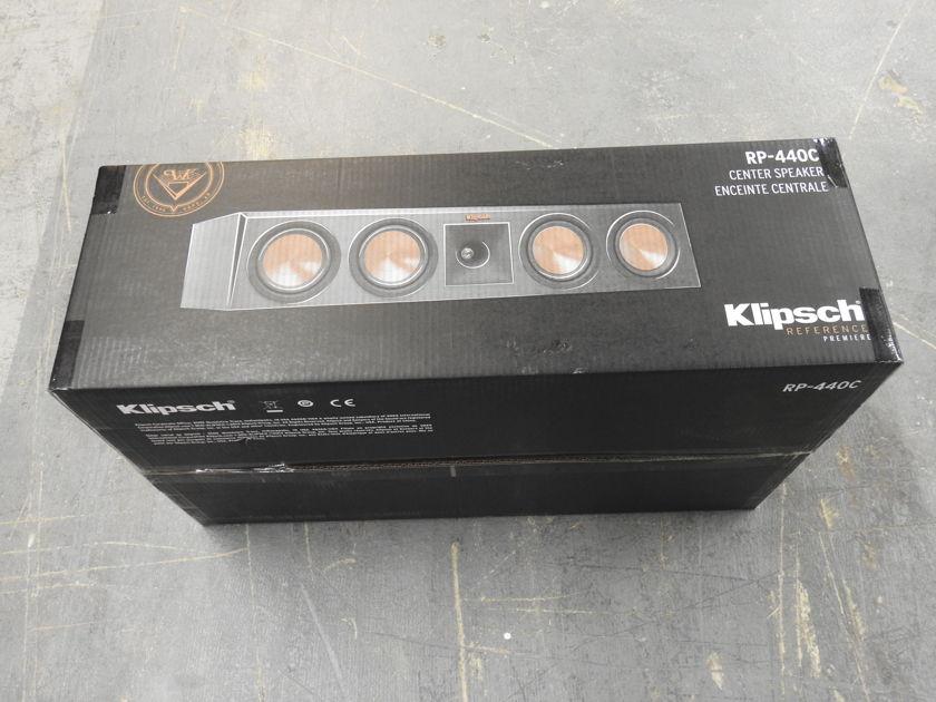 Klipsch RP-440C Center Channel (Cherry)