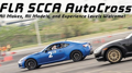 FLR 2018 SCCA Autocross Novice School