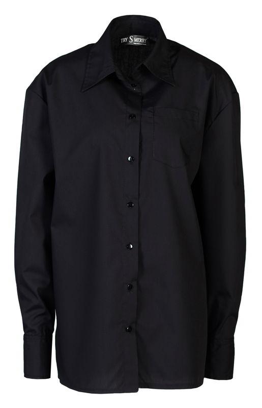 My boyfriend's black shirt