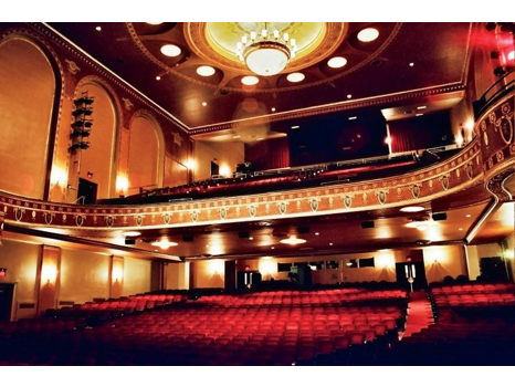 Two Tickets to a Performance at the State Theatre New Jersey