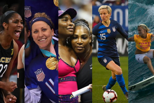 The Rise of Feminism In Sports
