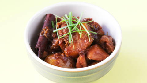Braised Chicken with Fermented Bean Paste