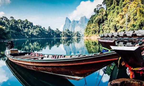 Знакомство с провинцией Пханг Нга