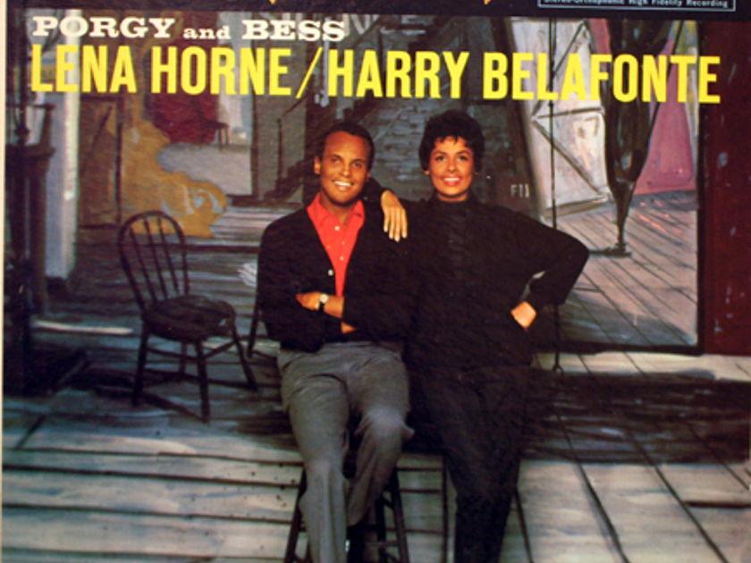 Harry Belafonte and Lena Horne - Porgy and Bess