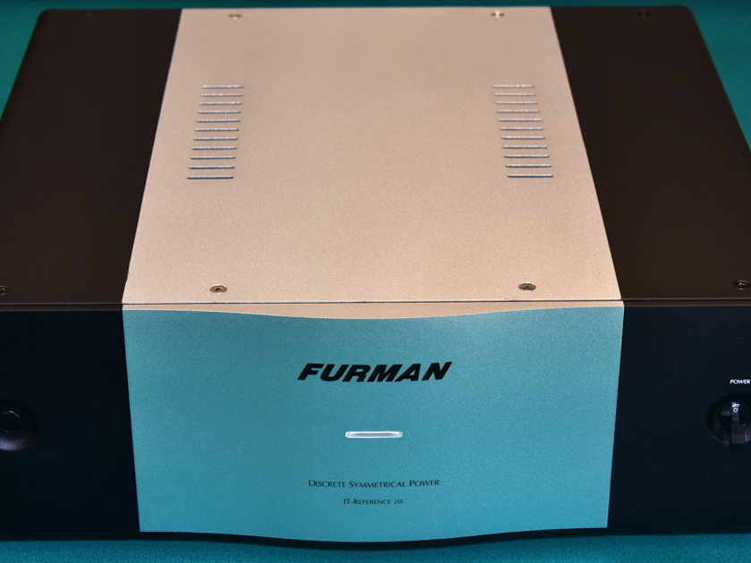 FURMAN SOUND IT-REFERENCE 20i POWER CONDITIONER