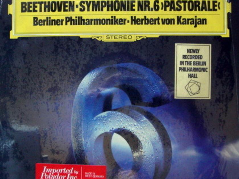 ★Sealed★ DG /  - KARAJAN, Beethoven Symphony No.6 Pastorale!
