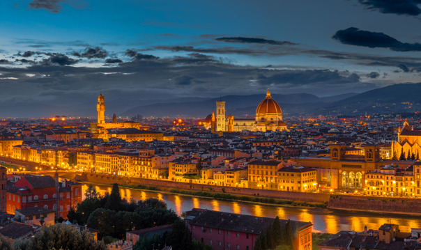 Вечерняя обзорная экскурсия по Флоренции