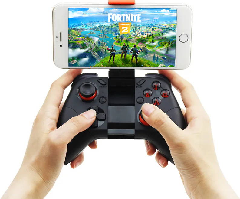 bluetooth mobile gaming controller