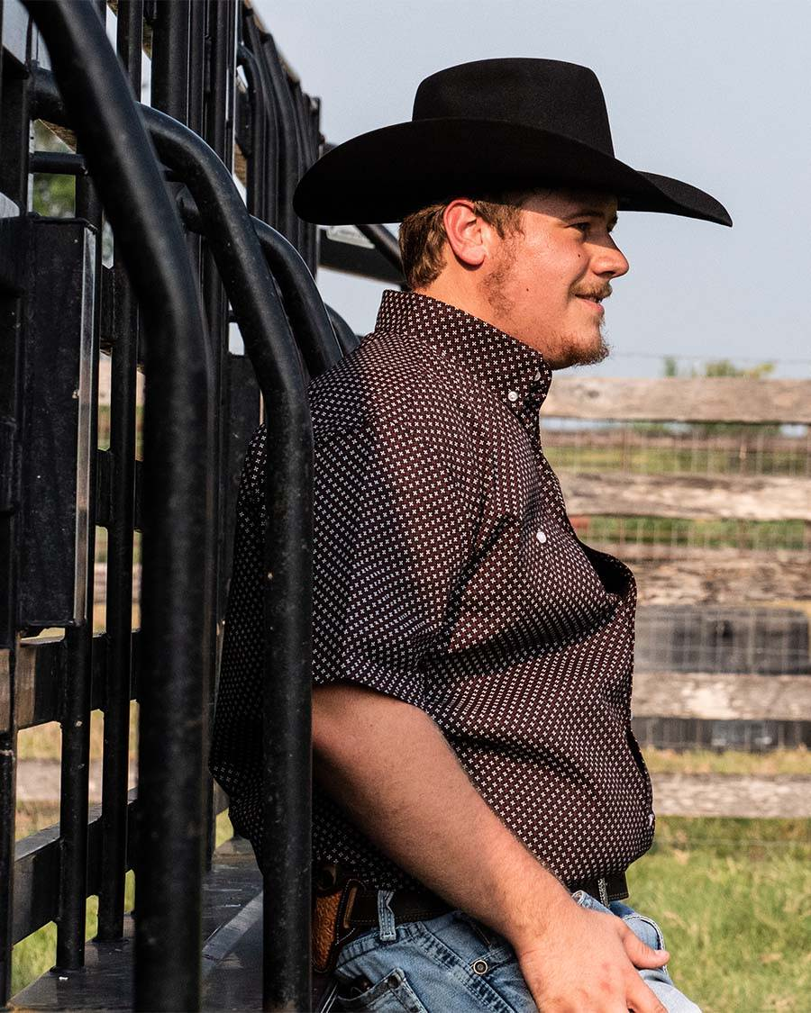 Whiskey Bent Hat Co presents Whiskey Ranch with affordable fabric