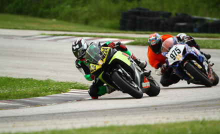 Midwest Track Day at Road America!!