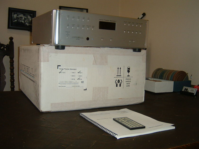 KRELL HTS 2 Home Theater Standard 2 Processor  - One Owner