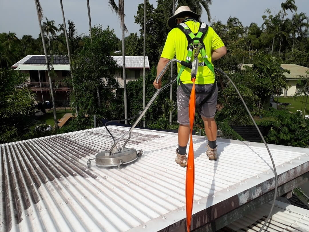Roof Cleaning Adds Value To Your Home