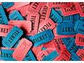 Wingspan of Raffle Tickets