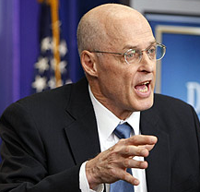 Hank Paulson: If BofA bought Lehmann, we would have had an even bigger failure with Merrill.
