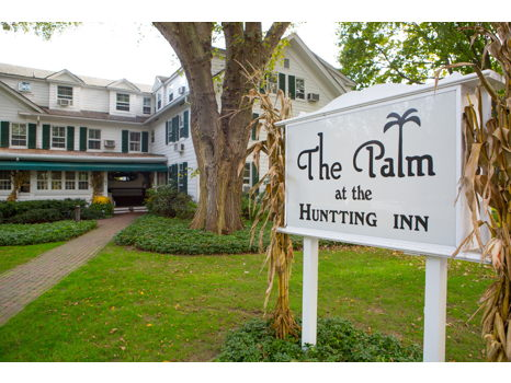 Huntting Inn Stay and The Palm Gift Certificate