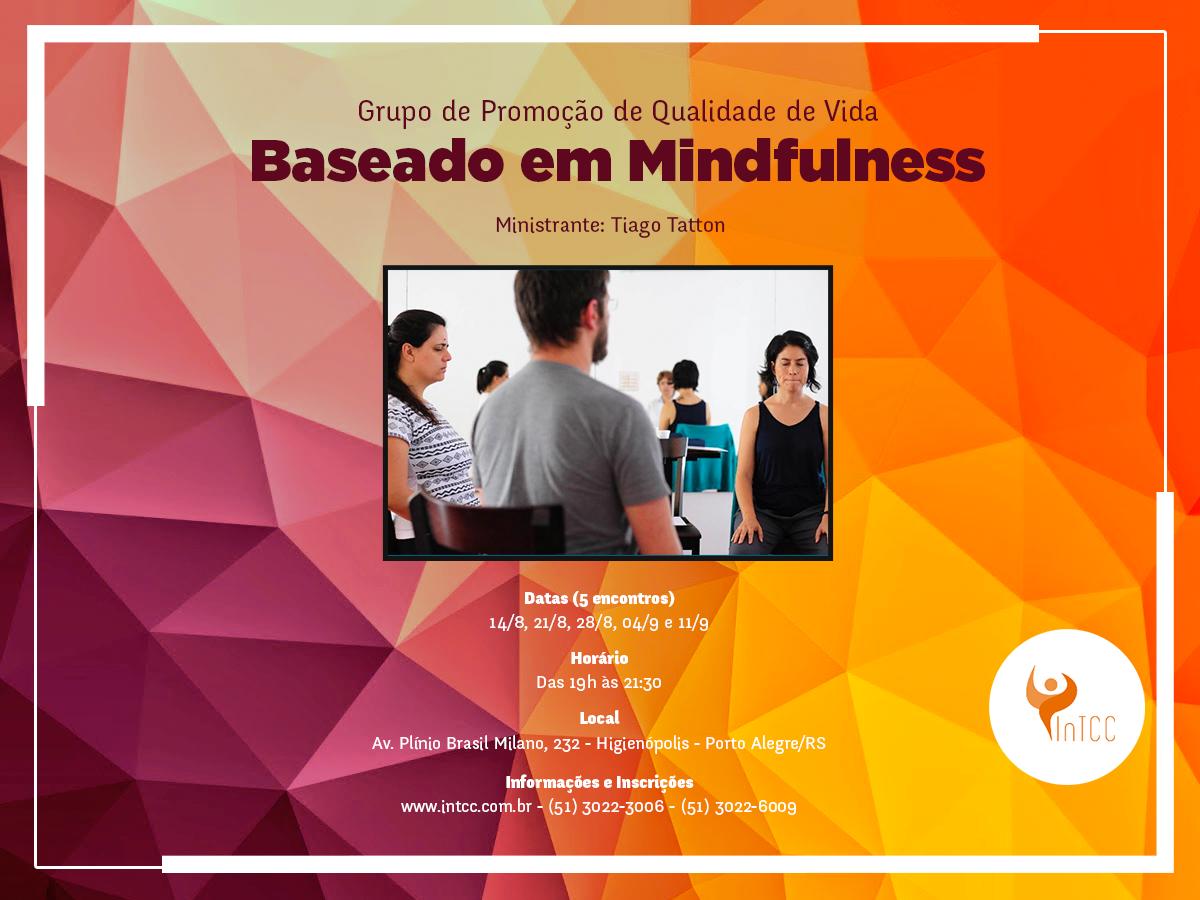 Grupo de Promoção de Qualidade de Vida - Baseado em Mindfulness