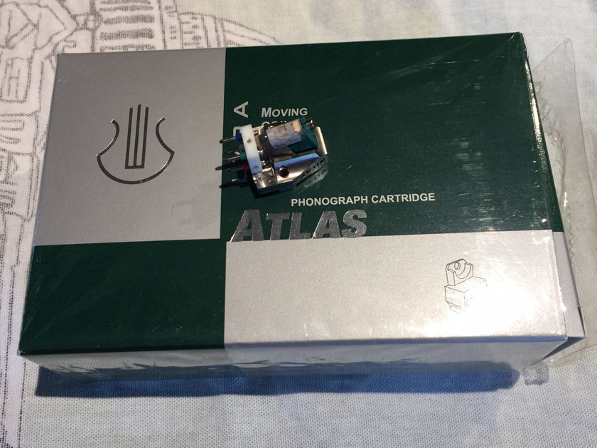 LYRA Atlas MC Stereo Phono Cartridge