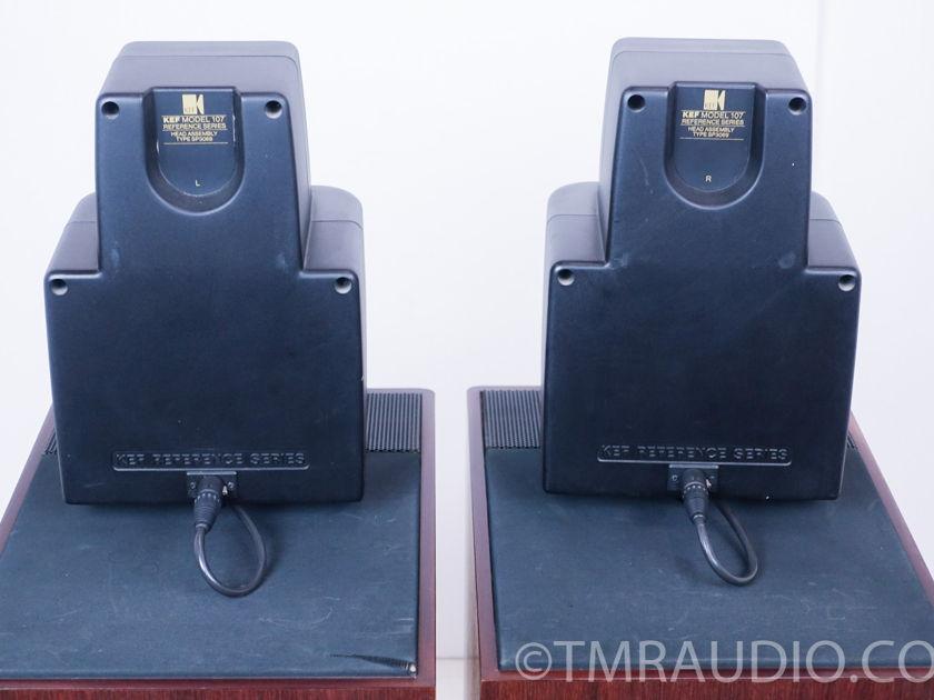 KEF  Model 107  Speakers; Pair (9084)
