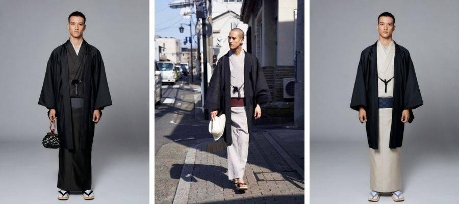 Mens kimono outfits