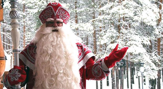 «Русское Радио Саратов» приглашает в настоящую «Резиденцию Деда Мороза» - Новости радио OnAir.ru