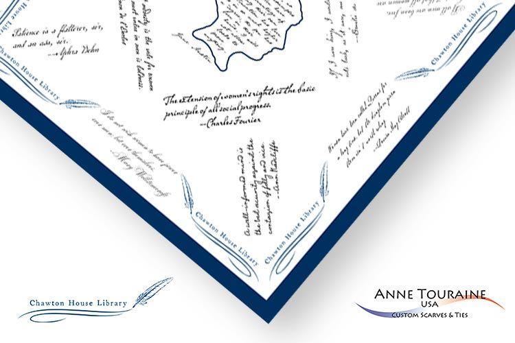 company-custom-printed-scarves-design-logo-promises-trade-shows-anne-touraine-usa (2)