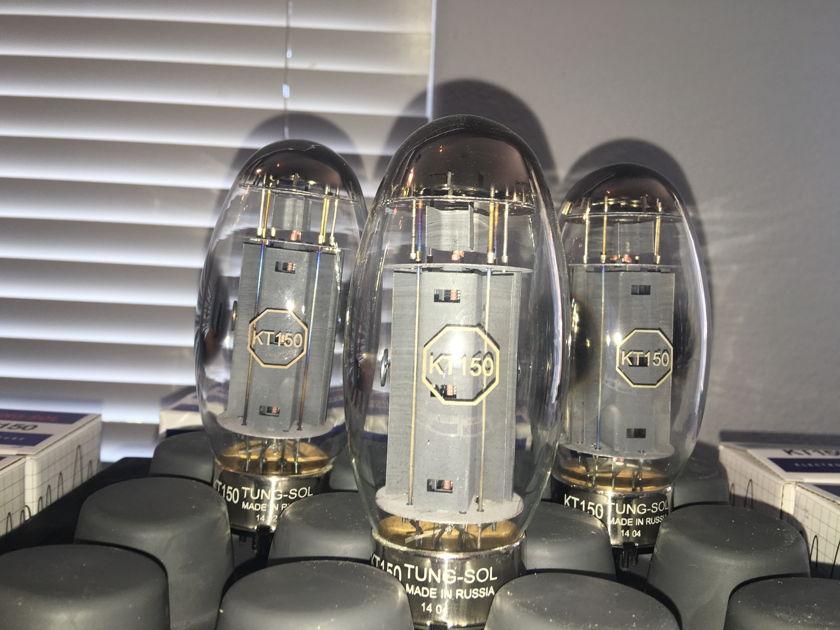 Tung-Sol KT-150 Vacuum Tubes (n=16)