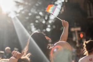 Bi Pride in Southern Oregon