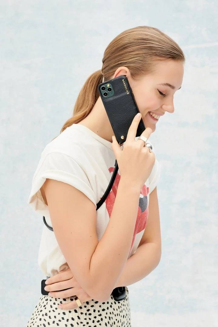 Bandolier iPhone leather cases shop the edit