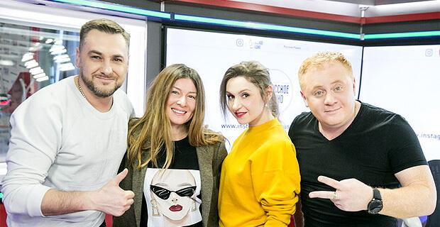 Жанна Бадоева стала гостьей утреннего шоу «Русские Перцы»