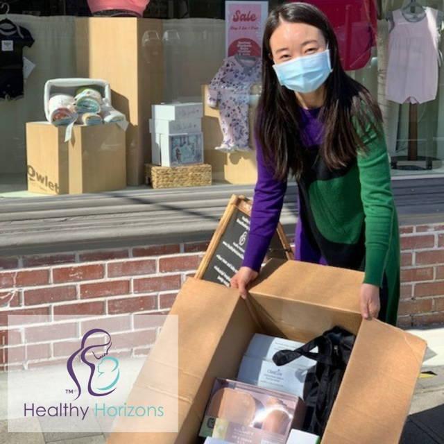 Healthy Horizons Donates Breastfeeding Classes to Beneft Bing Nursery