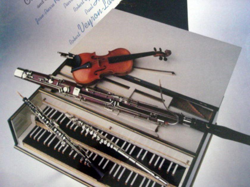 ★Sealed★ Columbia Odyssey / RAMPAL, - Vivaldi Diverse Concertos & Sonatas!