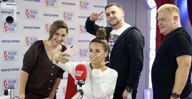 Юлия Zivert в гостях у «Русских Перцев» - Новости радио OnAir.ru