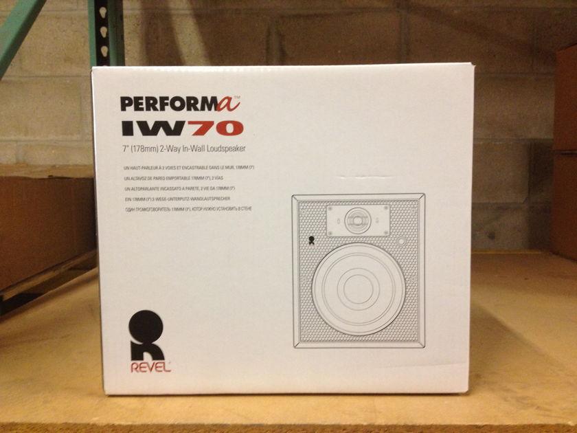 Revel PerformA  IW70 In-Wall Speaker