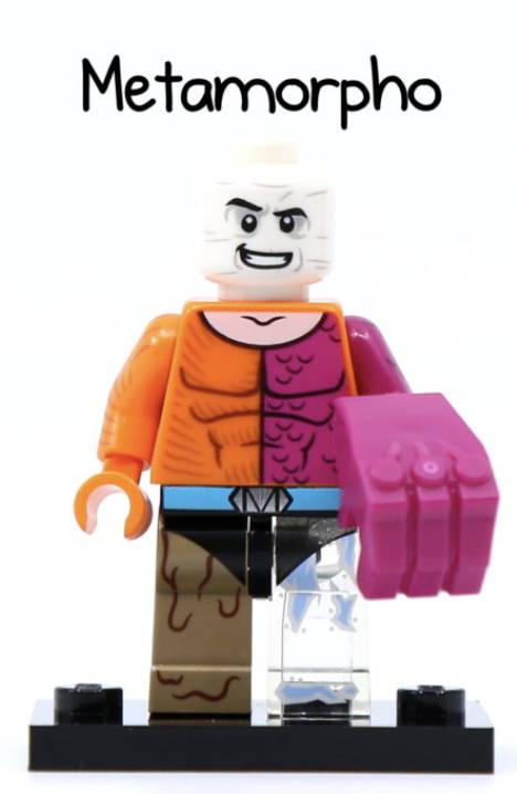 unknown lego superhero minifigure