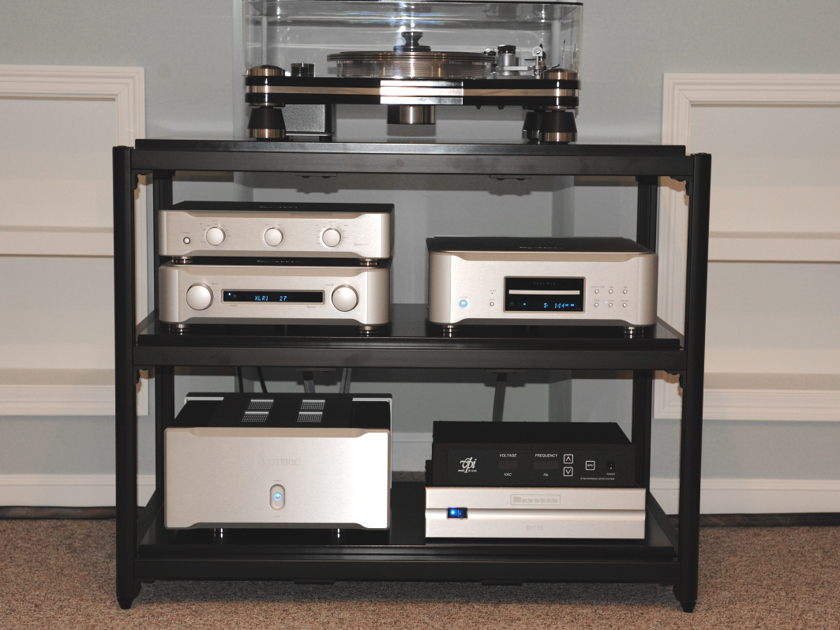 Steve Blinn Designs Audiophile Level Rack, Priority #1...Superior Vibration Control