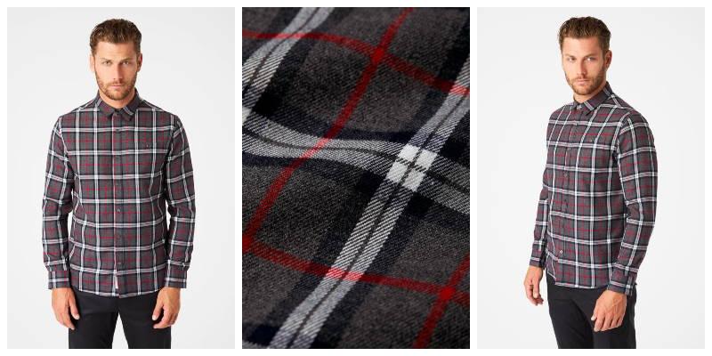 Juniper Single Pocket Flannel Shirt