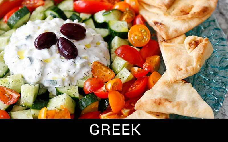 greek inspiration button
