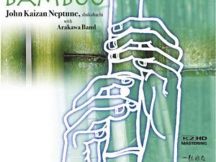 John Kaizan Neptune - Bamboo  k2 HD Mastering with Arakawa Banad