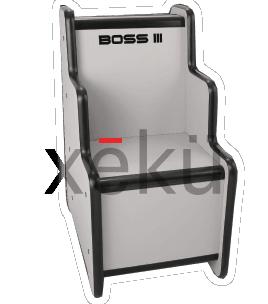 Boss iii xeku wm no bg